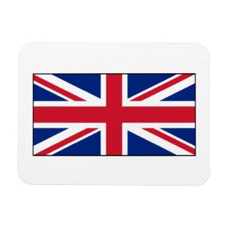 Bandera británica BRITÁNICA de Union Jack Iman Flexible