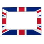 Bandera británica BRITÁNICA de Union Jack Foto De Imanes
