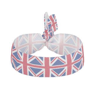 Bandera BRITÁNICA británica de Union Jack Bandas Para Cabello