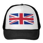 Bandera BRITÁNICA - casquillo Gorras