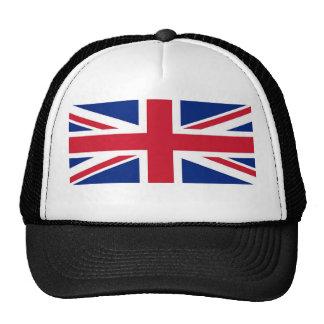 Bandera BRITÁNICA - casquillo Gorro De Camionero