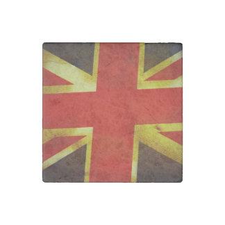 Bandera BRITÁNICA de Inglaterra Imán De Piedra