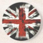 Bandera BRITÁNICA de Inglaterra Posavasos Cerveza