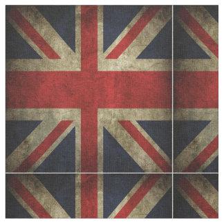 Bandera británica de Union Jack de Inglaterra Telas