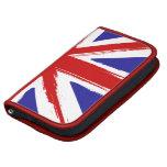 Bandera británica de Union Jack del estilo del Gru Planificador