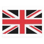 Bandera británica de Union Jack Postal