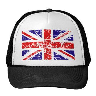 Bandera BRITÁNICA Gorras