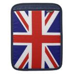 Bandera británica manga de iPad