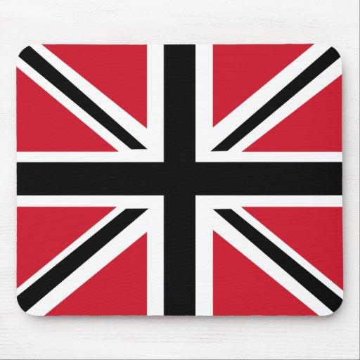 Bandera británica Mousepad de Trinidad and Tobago