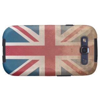 Bandera británica, (Reino Unido, Gran Bretaña o In Samsung Galaxy S3 Cárcasa