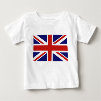 Bandera británica remera