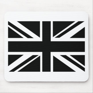 Bandera británica tapetes de ratón