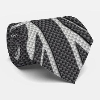 Bandera BRITÁNICA Union Jack en blanco de la fibra Corbatas