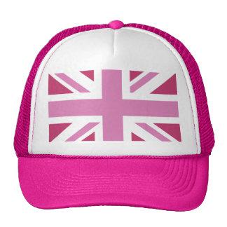 bandera británica, Union Jack, la bandera de unión Gorras De Camionero