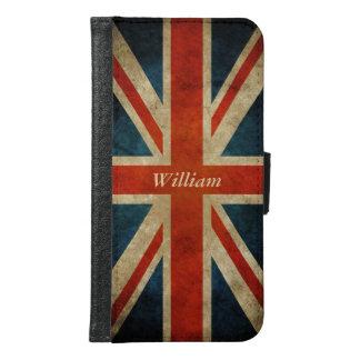 Bandera BRITÁNICA vieja del vintage - Gran Bretaña