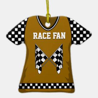 Bandera Brown #17 de la raza Ornato