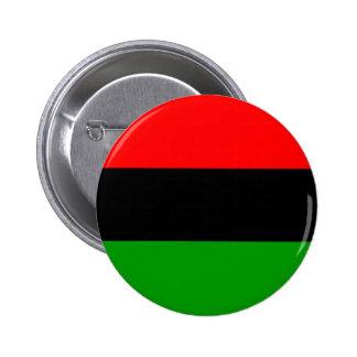 Bandera Cacerola-Africana Pin Redondo De 2 Pulgadas