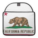 Bandera californiana fundas macbook pro