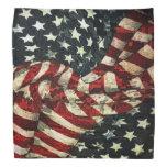 Bandera-Camuflaje americano