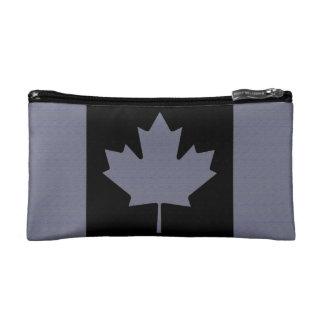 Bandera canadiense de doble cara