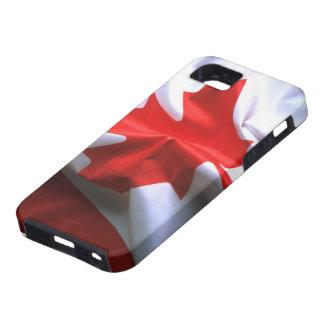 Bandera canadiense funda para iPhone SE/5/5s