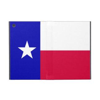 Bandera caso del iPad de Tejas del mini iPad Mini Coberturas