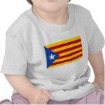 "Bandera catalana de la independencia de ""L'Estelad Camiseta"