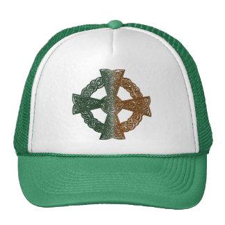 Bandera céltica irlandesa, Irlanda del Norte patri Gorro