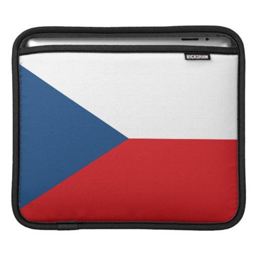 Bandera checa funda para iPads