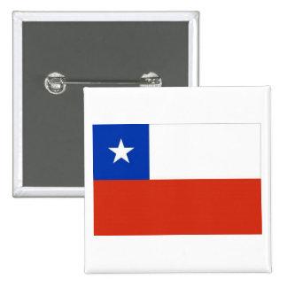 Bandera Chilena I Pins