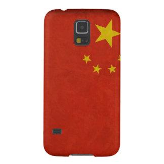 Bandera China Funda Para Galaxy S5