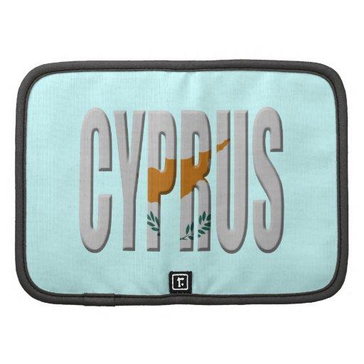 Bandera chipriota organizador
