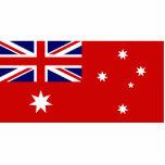 Bandera civil bandera de Australia, Australia Escultura Fotográfica