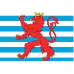 Bandera civil bandera de Luxemburgo, Lituania Esculturas Fotográficas