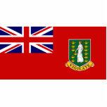 Bandera civil de British Virgin Islands, parentesc Esculturas Fotograficas