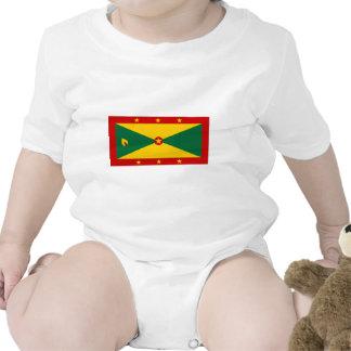 Bandera civil de Grenada Camiseta