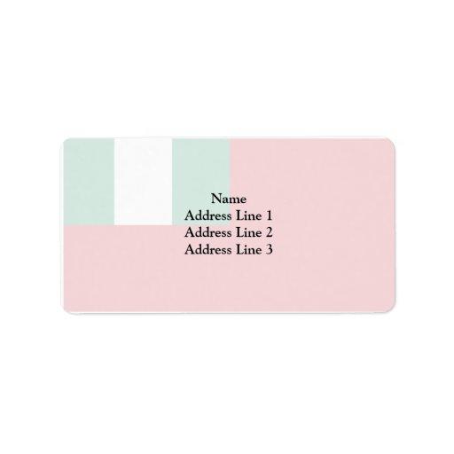 Bandera civil de Nigeria, Nigeria Etiqueta De Dirección