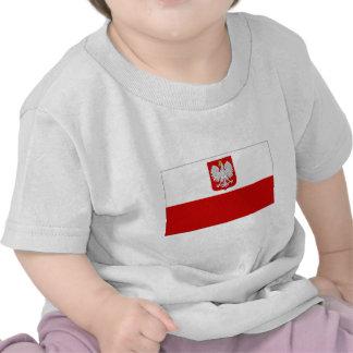 Bandera civil del amd de la bandera del estado de camiseta