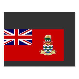 Bandera civil las Islas Caimán, Reino Unido Postales