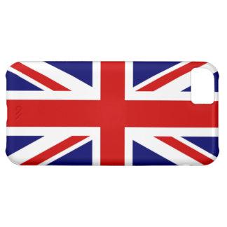 Bandera clásica del Reino Unido - caso del iPhone