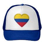Bandera colombiana de Colombia Gorra