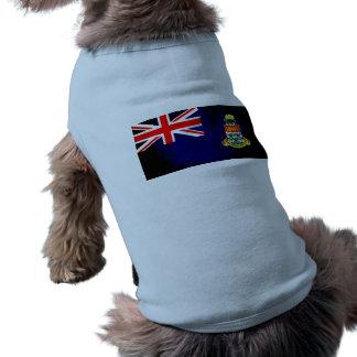 Bandera colorida de persona de Caimán del contrast Ropa Macota