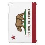 Bandera Colton del estado de California
