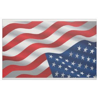 """Bandera Cotto peinado los E.E.U.U. 56"""" X36"""" leído Telas"""