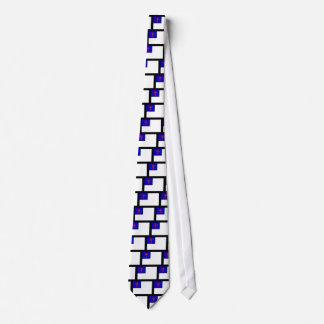 Bandera cristiana corbata personalizada