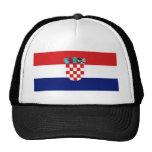 Bandera croata - Trobojnica Gorros