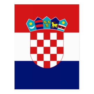 Bandera croata - Trobojnica Postal