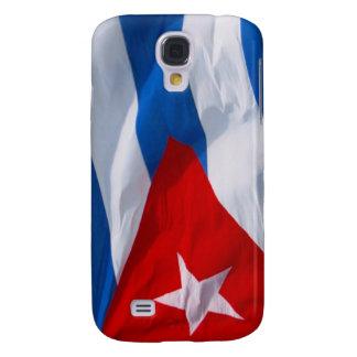 bandera cubana 3 funda para galaxy s4