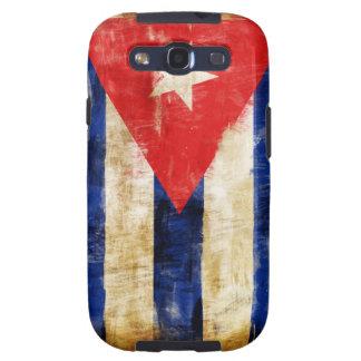 Bandera cubana samsung galaxy SIII funda