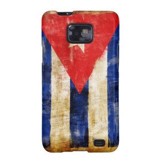 Bandera cubana galaxy s2 funda